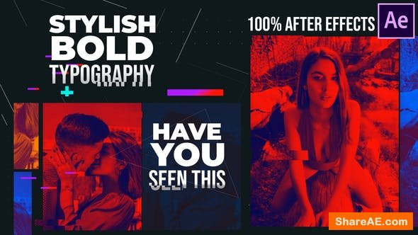 Videohive Dynamic Stylish Intro