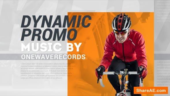 Videohive Dynamic Promo Opener