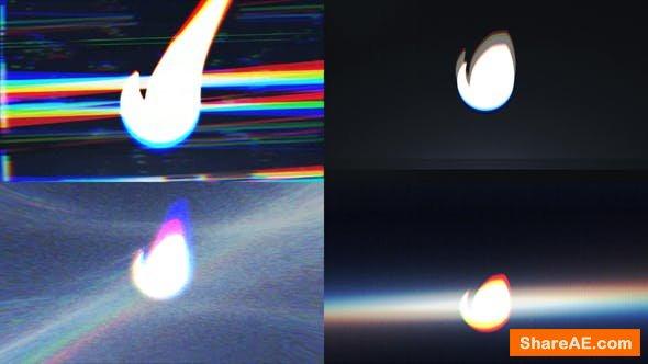 Videohive Glitch Logo 23451648