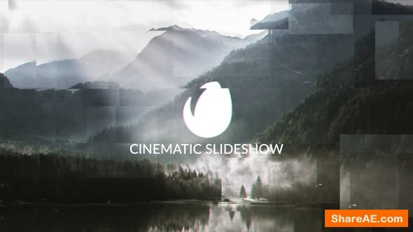 Videohive Cinematic Slideshow 20904023