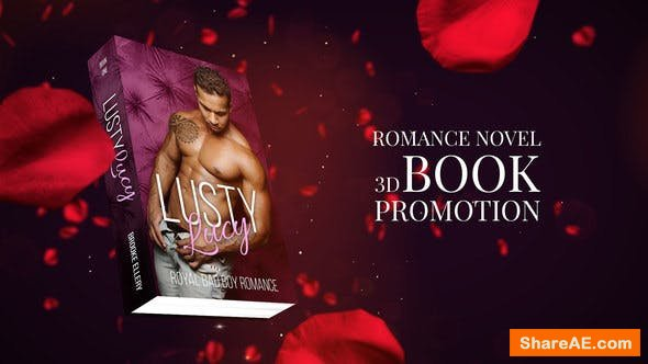 Videohive Romance Book Promotion