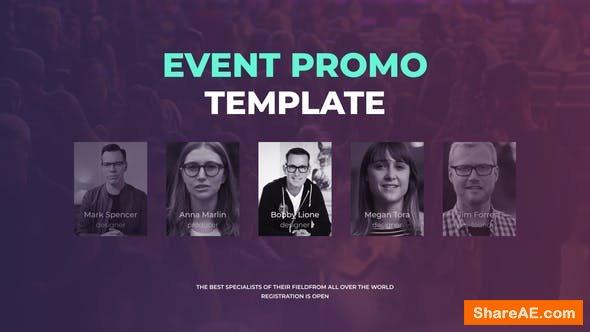Videohive Event Promo 22642923