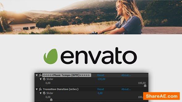 Videohive Universal Slideshow Editor