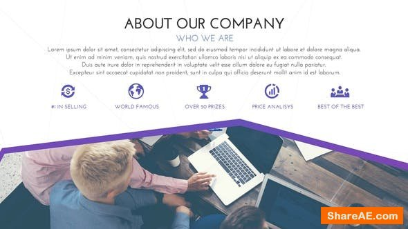 Videohive Company Business Promotion