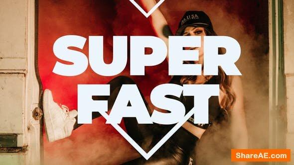 Videohive Super Fast Promo