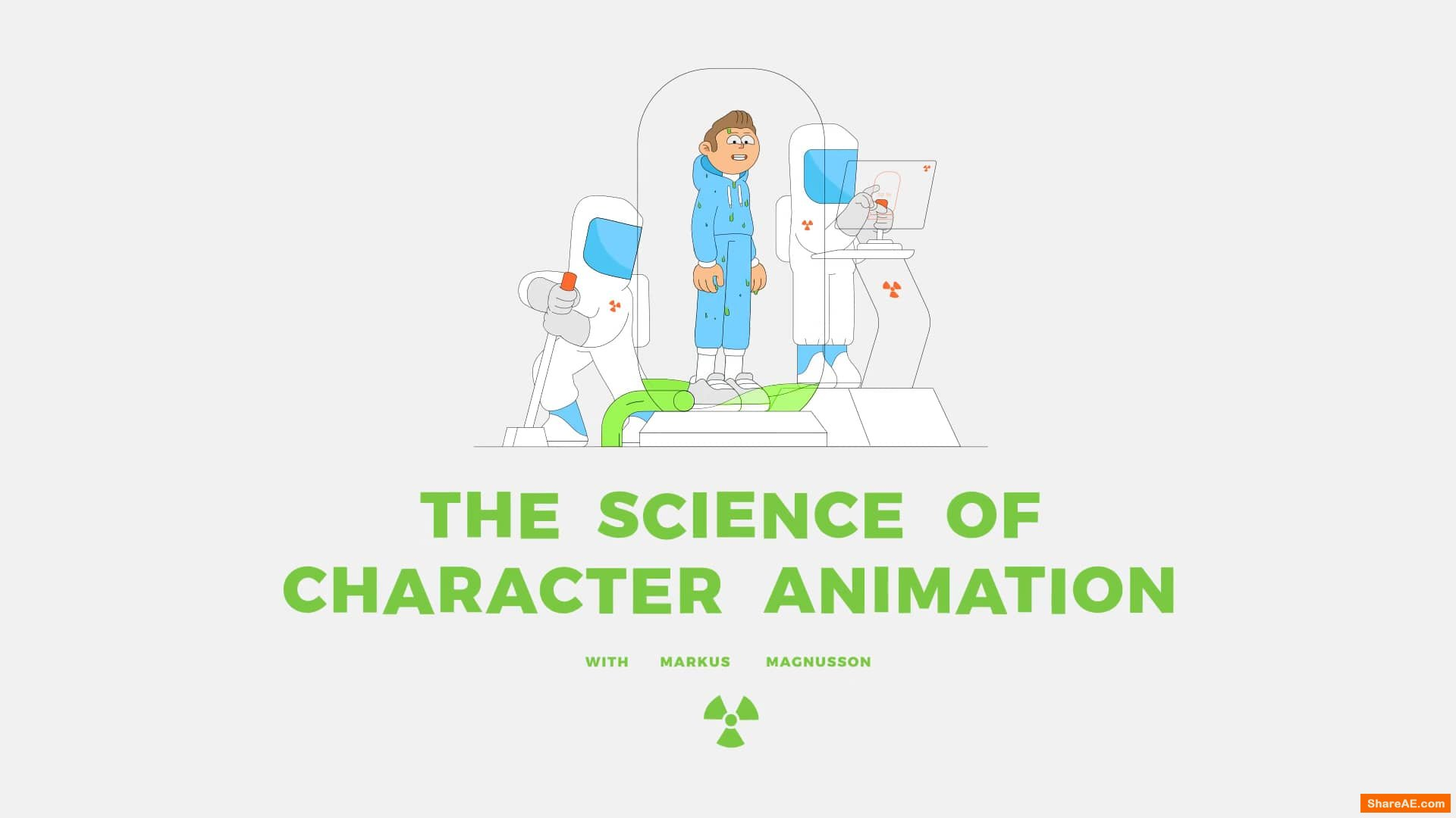 Science of Character Animation - Motion Design School [Full]