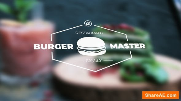 Videohive Food Badges Logo