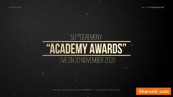 Videohive Awards Promo Opener