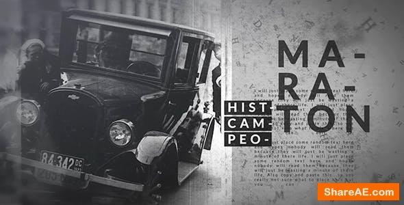 Videohive History Slide 2