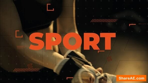Videohive Sport Motivation Promo 24779929