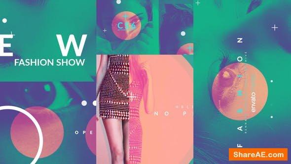 Videohive Fashion Opener Show