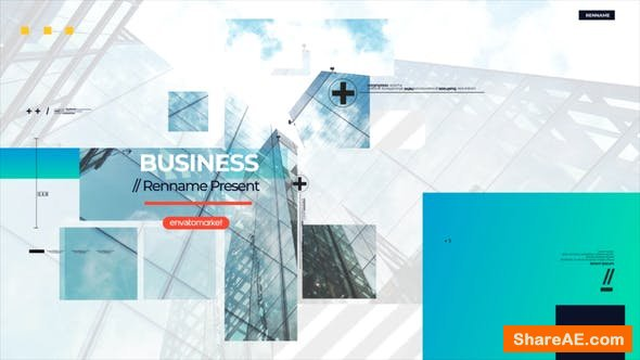 Videohive Creative And Modern Business Presentation