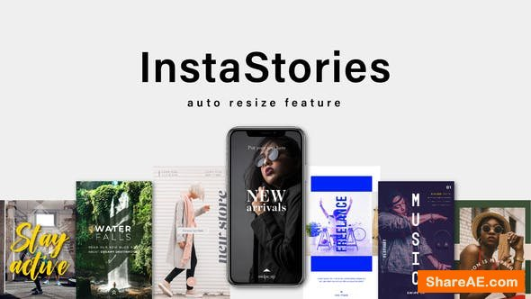 Videohive InstaStories | After Effects