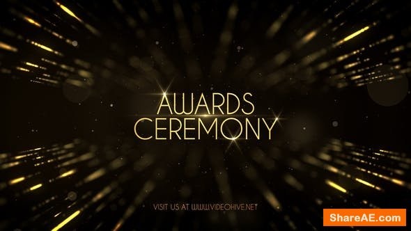 Videohive Awards Show Pack 24940030