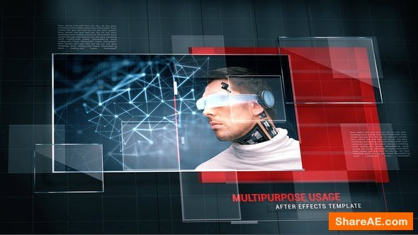 Videohive Business Showcase 06_Modern Grid