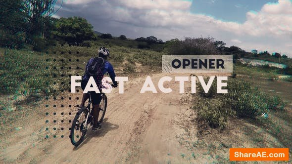 Videohive Fast Active Opener