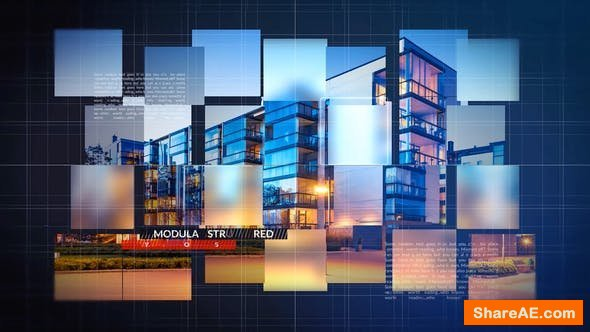 Videohive Business Showcase_Modern Grid 02