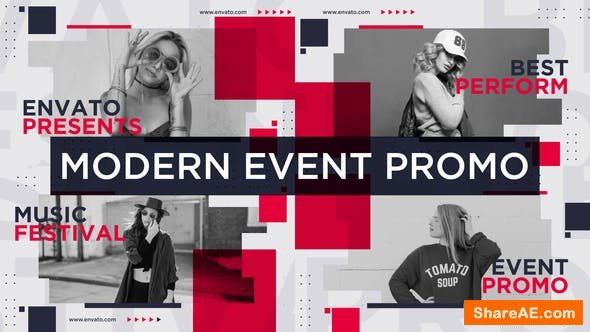 Videohive Modern Stylish Event Promo