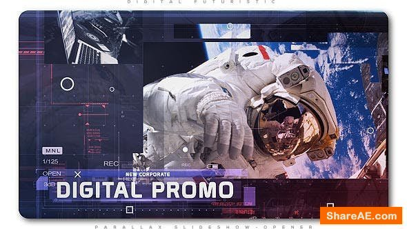 Videohive Digital Corporate Promo