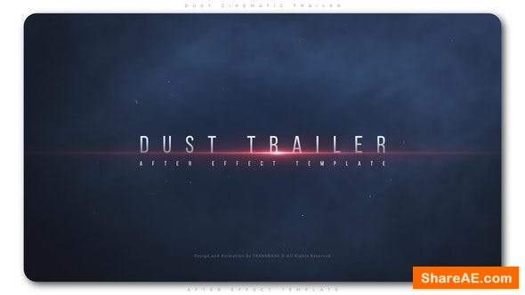 Videohive Dust Cinematic Trailer