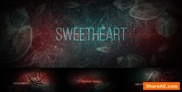 Videohive Virus Trailer