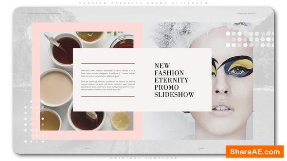Videohive Fashion Eternity Promo Slideshow