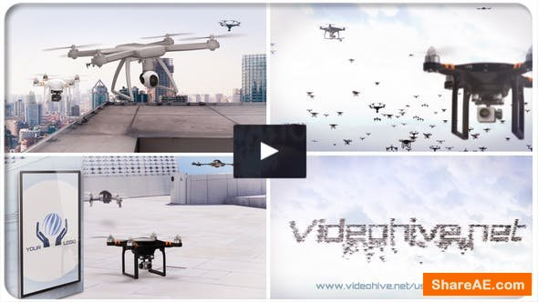Videohive Drones Technology