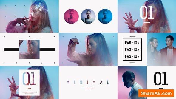 Videohive Minimal Fashion Opener