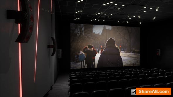 Videohive Cinema Theater Display