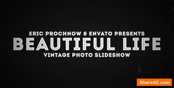 Videohive Beautiful Life 5404499