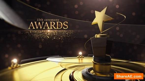 Videohive Awards Opener 23208220