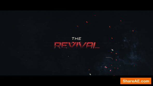 Videohive The Revival