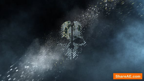 Videohive Ghost | Epic Logo Reveal