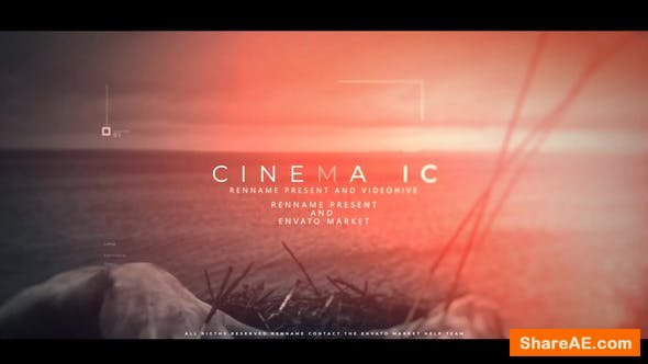 Videohive Film Titles Opener V6