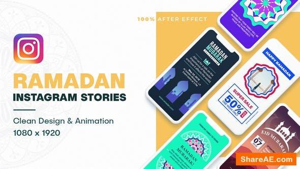Videohive Ramadan Instagram Stories