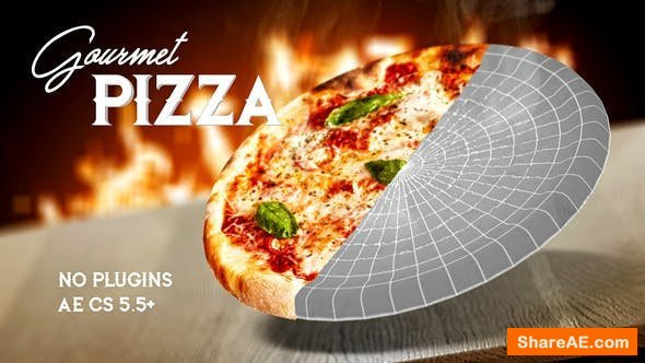 Videohive Gourmet Pizza
