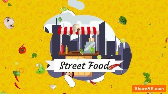 Videohive Street Food