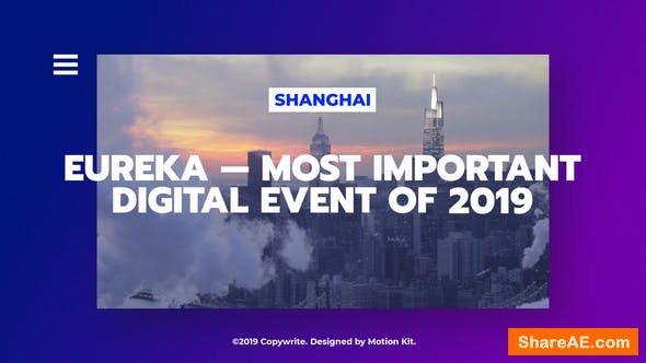 Videohive Eureka - Event Promo