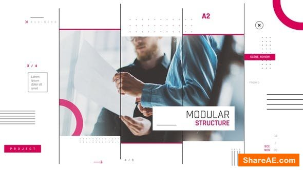 Videohive Modern Corporate Promo 25011695