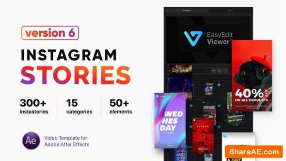 Videohive Instagram Stories v6 21850927