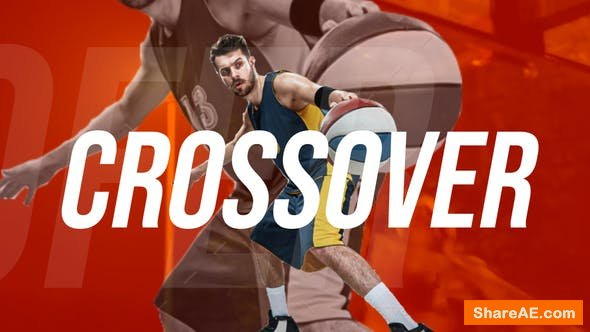 Videohive Basketball Sport Promo