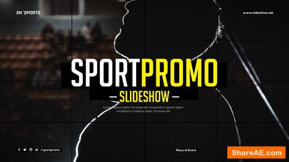 Videohive Sport Promo Slideshow