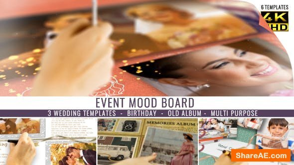 Videohive Photo Board