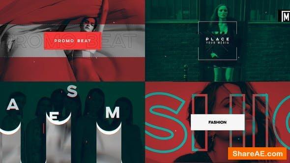 Videohive Promo Fashion Opener
