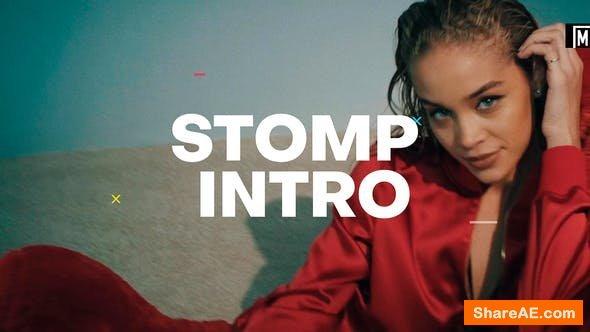 Videohive Stomp Intro 23268393