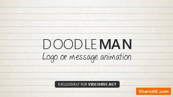 Videohive Doodleman 13388486