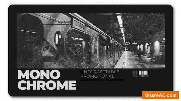 Videohive Monochrome