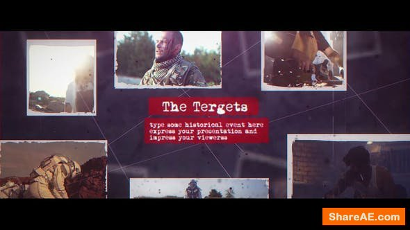 Videohive The Targets