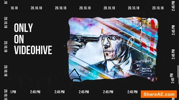 Videohive Urban Opener - Event Promo