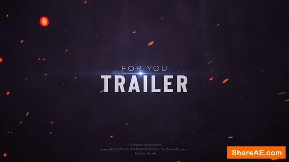 Videohive Trailer 22942605